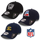 New Era NFL Classic Patch Retro 9FORTY™ Adjustable Cap Patriots Packers Raiders