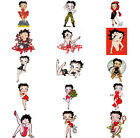 Betty Boop, iron on T shirt transfer. Choose image and size £2.99 GBP on eBay
