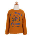 Tommy Hilfiger Toodler's Long Sleeve Crew-Neck Print Tee T-Shirt - $0 Free Ship