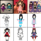 Various Girl Metal Cutting Dies Stencils DIY Scrapbook Paper Card Handmade