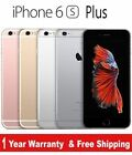 New& Sealed Box Factory Unlocked APPLE iPhone 6S Plus 16GB 64GB 128GB 1Yr Wty.
