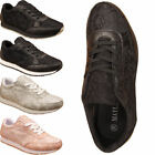 Ladies Womens Snake Print Sports Trainer Gym Walk Running Shoes Size 3 4 5 6 7 8