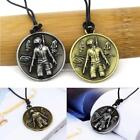 New Fashion Women Round Shape Charm Jedi Survival Game Pendant Jewelry N4U8