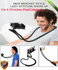 Lazy Flexible Hang Neck Phone Stand Mount Support Bracket Holder iPhone Samsung