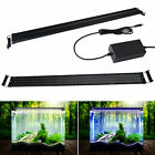 28-116 CM Aquarium LED Light Lighting Full Spectrum Aqua Plant Fish Tank Lamp