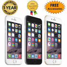 Apple iPhone 6 Plus Factory Unlocked Gold Gray Silver Smartphone AU Shipping,