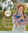 Anne of Green Gables Unabridged audio book 8 CDs New