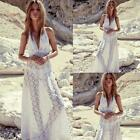 New Fashion Women Casual Lace Up Halter Sleeveless Floral A-line Pleated N4U8