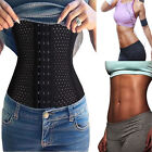 Shapewear Waist Shaper Girdle Body Black Corset Women Trainer Underbust Slim K99