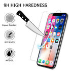 [Ultra-Thin]0.9mm Clear Transparent Hard Anti-slip Case for iPhone X/iPhone 8 7