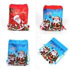 Lot cartoon Christmas Environmental protection Bags Draw string backpack SD01