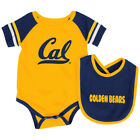 California Golden Bears Colosseum Roll-Out Infant One Piece Outfit and Bib Set