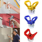 spray tip guide - Airless Spray Paint Gun Guide Accessory Sprayer Tip Paint Spray