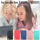 For Amazon Kindle Fire 7 HD8 2017/2016/2015 Case Soft Silicone Rugged Cover Hot