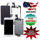 For iPhone 6 A1549 A1586 LCD Touch Screen Replacement with Home Button+Camera