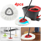Replacement Heads Easy Cleaning Mopping Wring Spin Mop Refill Mop for O-Cedar