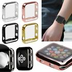 For Apple Watch Series 2/3 TPU Case Protector Cover Skin Bumper 38/42mm
