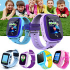Anti-lost Baby Safe Smart Phone Watch GPS Tracker Monitor SOS Call Watch Wrist