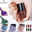 Born Pretty Holographic Nails Polish Glitter Shining Varnish  DIY 6/9ml