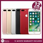 Apple iPhone 7 Plus A1784 32/128/256GB Gold/Rose Gold/Black/Red Unlocked/O2/EE