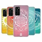 HEAD CASE DESIGNS OLYMPIAN MANDALA SOFT GEL CASE FOR HUAWEI PHONES