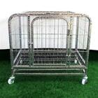 Style T Heavy Duty Dog Cage / Pet Cage Crate Kennel, 23.62 x 17.72 x 22.05inches