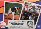 chris fill - 1993 Topps Marlins Inaugural - Pick One - Fill Your Set - #600-#825 (KCR)