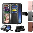 For Samsung Galaxy S8 / S8 Plus + Wallet Case Leather Card Pocket Phone Cover
