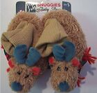 NWT Snuggies Infant's Reindeer Slippers, S, 3-6 Mos.