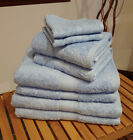 Cobalt Blue Bobble Cotton Towels Face, Hand, Bath Towel & Bath Sheet Available