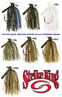 Strike King Jig Dock Skipping Pick Any Color Size TGSK38 TGSK12 Fishing Lures