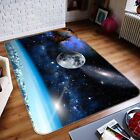 3D Space Scenery 04  Non Slip Rug Mat Room Mat Quality Elegant Photo Carpet AU