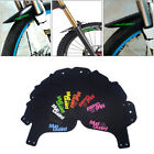 MTB Mountain Bike Front Bicycle Fender Lightweight Mud Guard Accessory Goodish