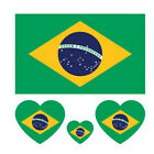 2018FIFA Football World Cup Soccer Fan National Flag Temporary Tattoo Stickerx10