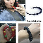 1 PC Unisex Creative Smoking Pipe Bracelet Metal Cigarettes Accessories Tobacco