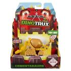 DINOTRUX DIE CAST CHARACTER FIGURE VEHICLE OFFICIAL TOYS
