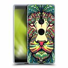 HEAD CASE DESIGNS AZTEC ANIMAL FACES SOFT GEL CASE FOR SONY PHONES 1