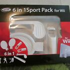 NEW, AUGEN Wii ATTACHMENT, YOU CHOOSE. TENNIS, HANDLE, BASEBALL BAT, GOLF CLUB