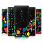 HEAD CASE DESIGNS RAINBOW MADNESS SOFT GEL CASE FOR SONY PHONES 1