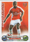 Match Attax 08/09 Arsenal Aston Villa Blackburn Rovers Pick Your Own From List