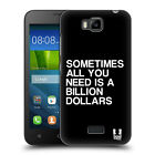 HEAD CASE DESIGNS SASSY QUOTES HARD BACK CASE FOR HUAWEI PHONES 2