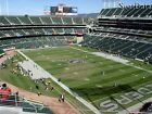 2 tickets LA CHARGERS @ OAKLAND RAIDERS 11/11