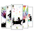 HEAD CASE DESIGNS DISPERSED RAINBOW HARD BACK CASE FOR SONY PHONES 1