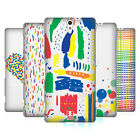 HEAD CASE DESIGNS RAINBOW MADNESS HARD BACK CASE FOR SONY PHONES 2