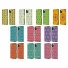 HEAD CASE DESIGNS BOHEMIAN PATTERNS LEATHER BOOK CASE FOR APPLE iPHONE PHONES