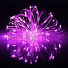 5M 50LEDs Copper Wire Timer Function LED Lighting String Fairy Light with ON/OFF