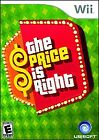 The Price is Right Nintendo Wii BRAND NEW & FACTORY SEALED iMMEDIATE SHIPPING
