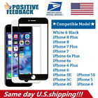 Outer Glass Lens Front LCD Screen Cover Replacement For iPhone 6 6S 7 Plus 5S 4