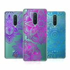 HEAD CASE DESIGNS GLITTER MANDALA PRINTS SOFT GEL CASE FOR AMAZON ASUS ONEPLUS