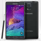 SAMSUNG GALAXY NOTE 4 N910V VERIZON GSM & CDMA UNLOCKED PHONE 32GB 16MP 5.7